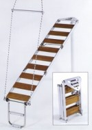 RVS loopplank/ladder