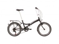 Talamex 20 inch vouwfiets